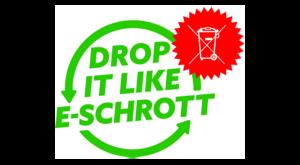 Drop it Logo 4c neu ©stiftung elektro-altgeräte register